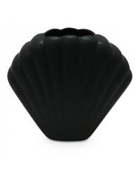 Vase Coki Ceramic noir L19...