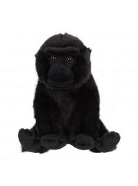 Gorille Dos argenté 17cm