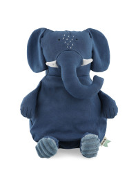 Peluche Mrs Elephant