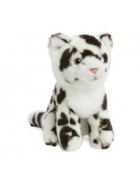 peluche leopard des neiges