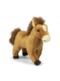 peluche cheval sauvage