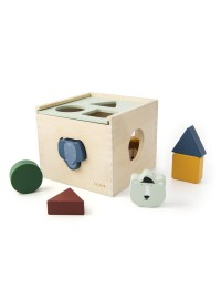 Boîte à formes en bois Trixie