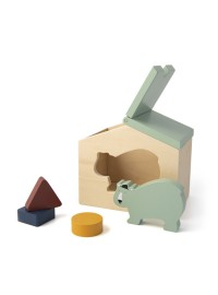 maison en bois animaux trixie