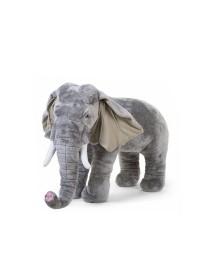Curtina.fr : Eléphant 75cm