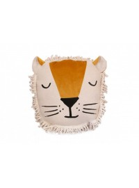 Curtina.fr : Coussin Nobodinoz - Lion
