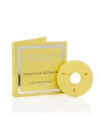 Curtina.fr : Recharge pour Car Fragrance Max Benjamin - Lemongrass & Ginger
