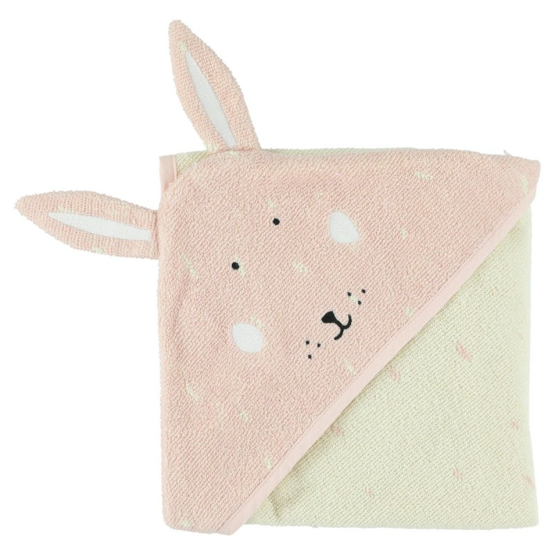 Curtina.fr : Cape de bain Trixie - Mrs Rabbit
