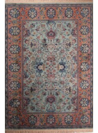 Tapis vintage Old Green