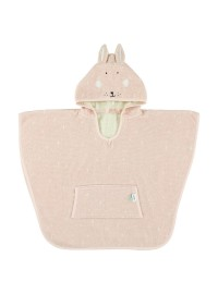 Poncho Mrs Rabbit