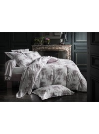 Drap housse Evanescence Prune