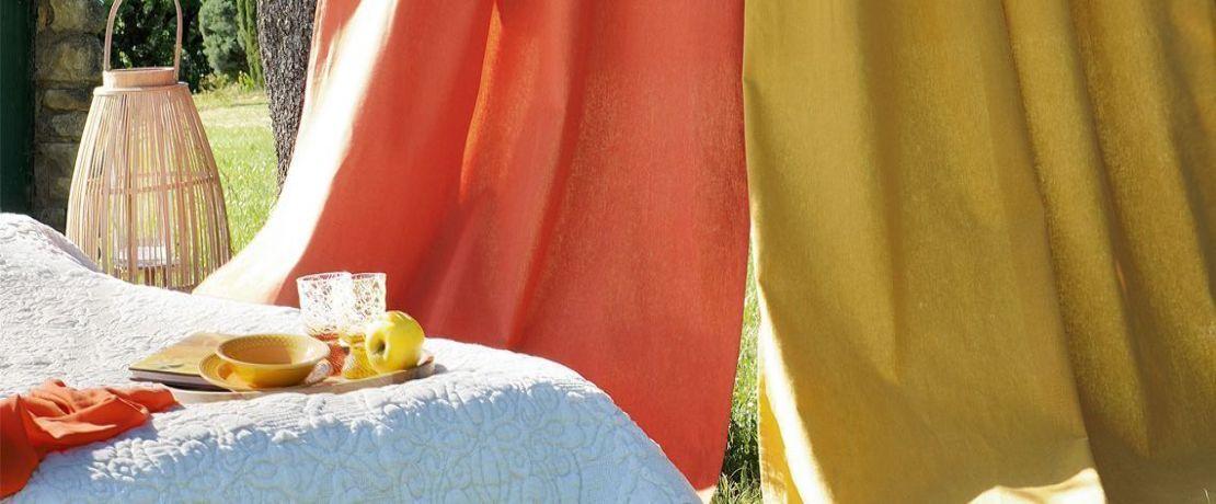 Rideaux et voilages - Curtina.fr : Tringles à rideaux, kits de tringles, rideaux et voilages