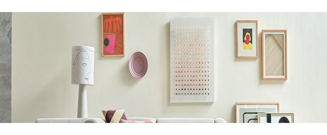 Notre sélection de produits de décorations murales - Curtina.fr